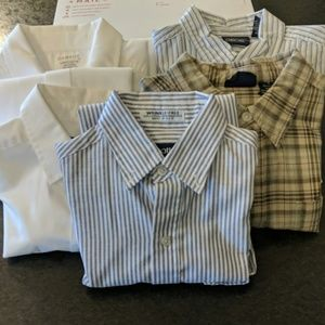 Lot of 5 button ups
